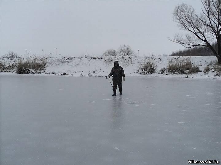 Зимняя рыбалка в Пермском крае на окуня леща судака